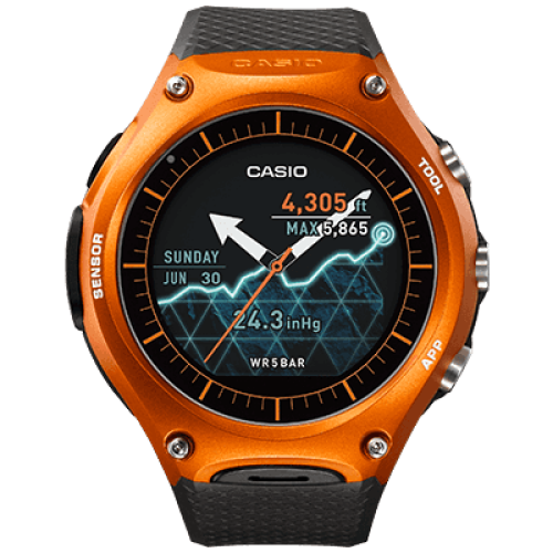 Casio Smart Outdoor WSD-F10