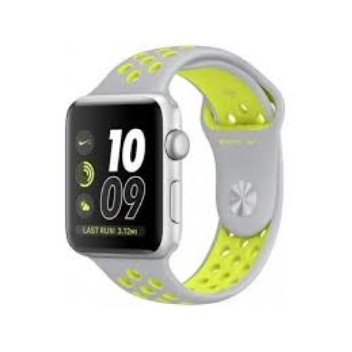 Apple Watch Nike+ Aluminium 38mm Silver