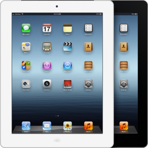 Apple iPad 3 WiFi 64GB