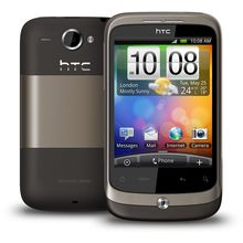 New HTC Wildfire
