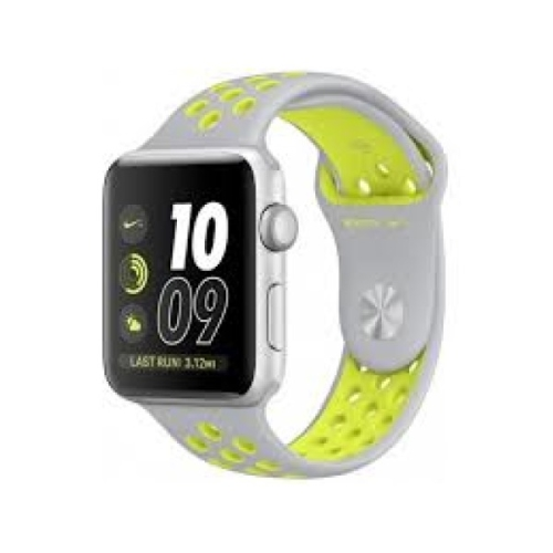 Apple Watch Nike+ Aluminium 42mm Silver