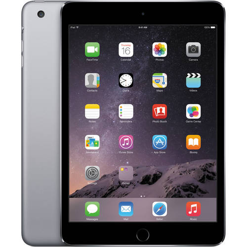 sell my New Apple iPad Mini 3 WiFi 4G